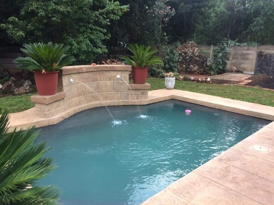 Rock Swimming Pools - Pretoria